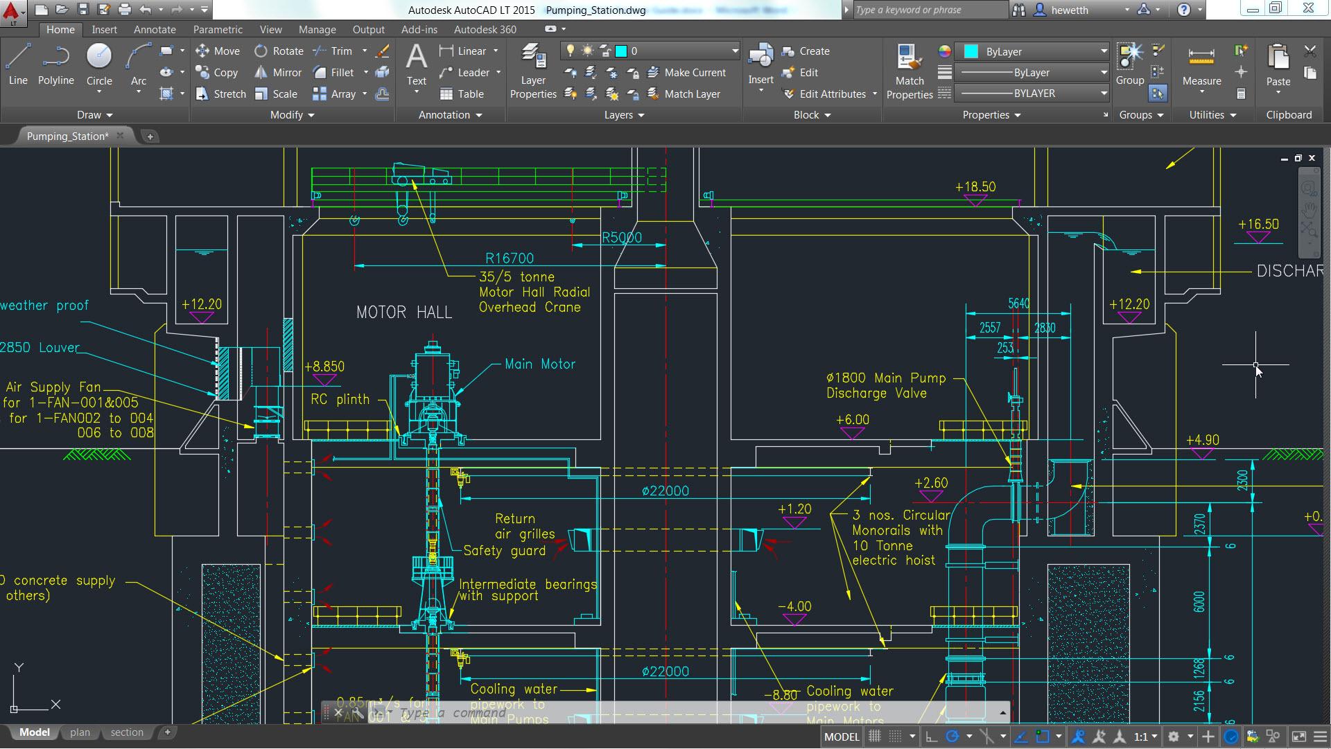 Autocad 2d And 3d Training Megatek Ict Academy Electrical Schematic Classes Course Contents Autocad12