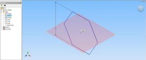 How to Model Allen Key M16 using Autodesk Inventor4