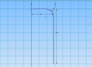 How to Model Allen Key M16 using Autodesk Inventor5
