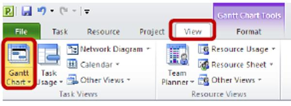HOW TO CREATE A TASK LIST AND WORK BREAKDOWN STRUCTURE USING MICROSOFT PROJECT (PART TWO)