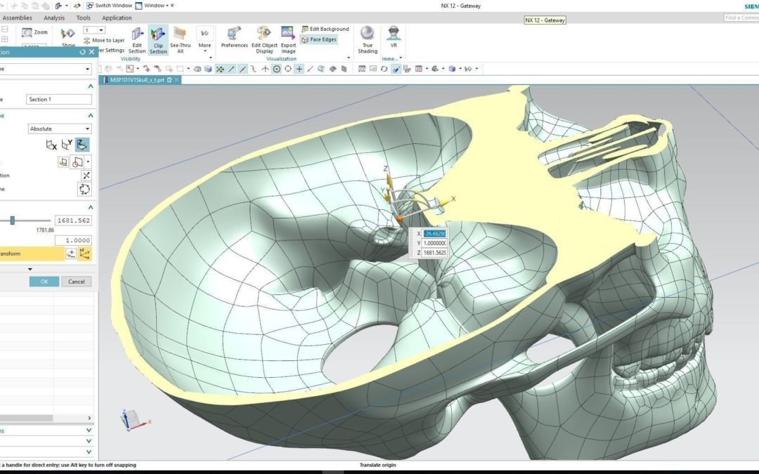 CAD Update: NX from Siemens PLM