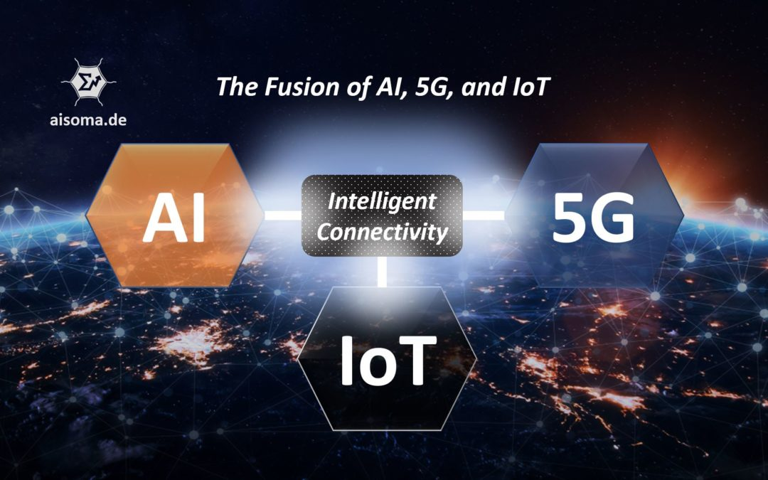 Using IoT,AI and 5G in Digital Marketing