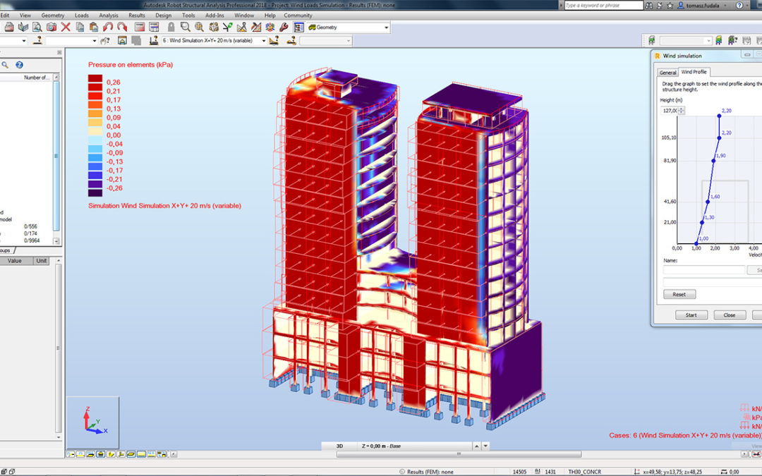 Structural Analysis Software For Structural Engineers Megatek Ict Academy