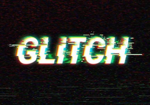 Misprint, Glitch, Visual Interference Effects