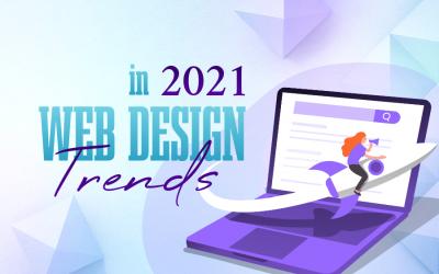 10 Unique Web Design Trends of 2021 Part 2