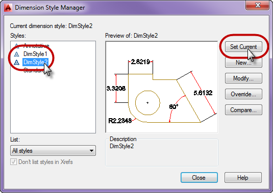 How to Dimension in Autocad