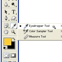 How to use Eyedropper in CorelDraw