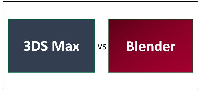 Blender Vs 3ds Max : Differences