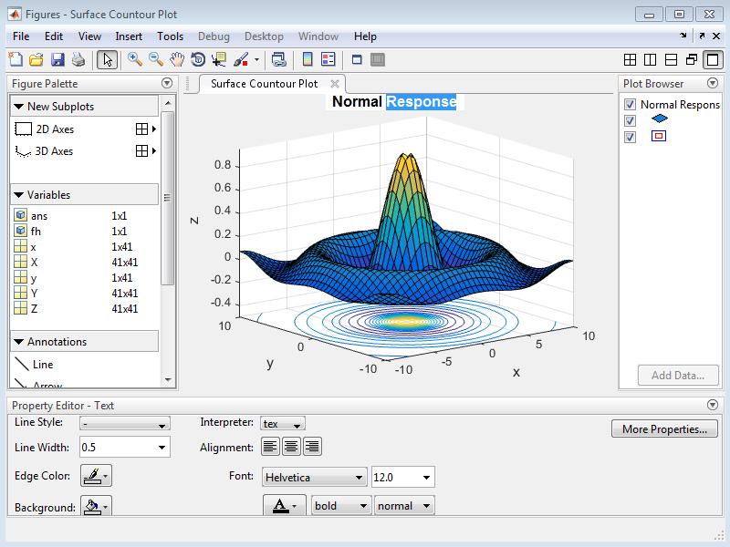 Data Analysis with MATHLAB