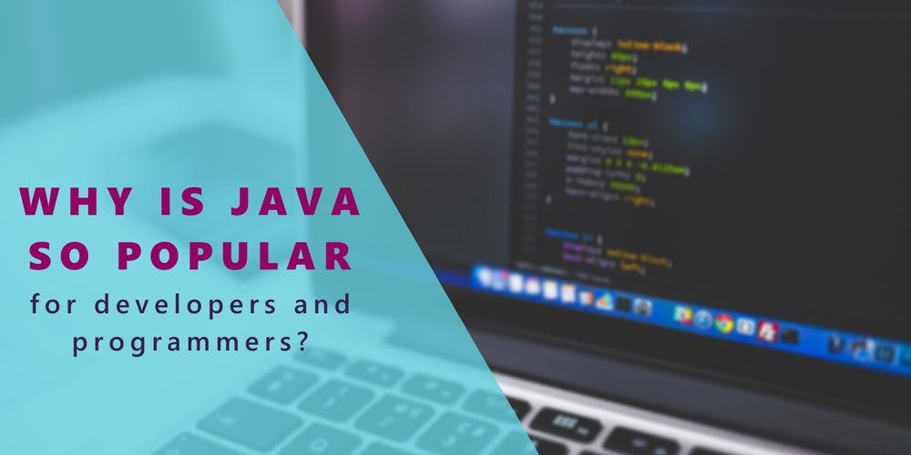 Why is JAVA more Popular?